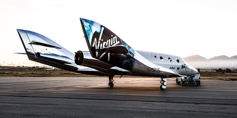 Virgin Galactic SpaceShipTwo Unity