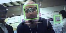 Japanese Company Debuts Privacy Visor That Scrambles Facial Recognition Software