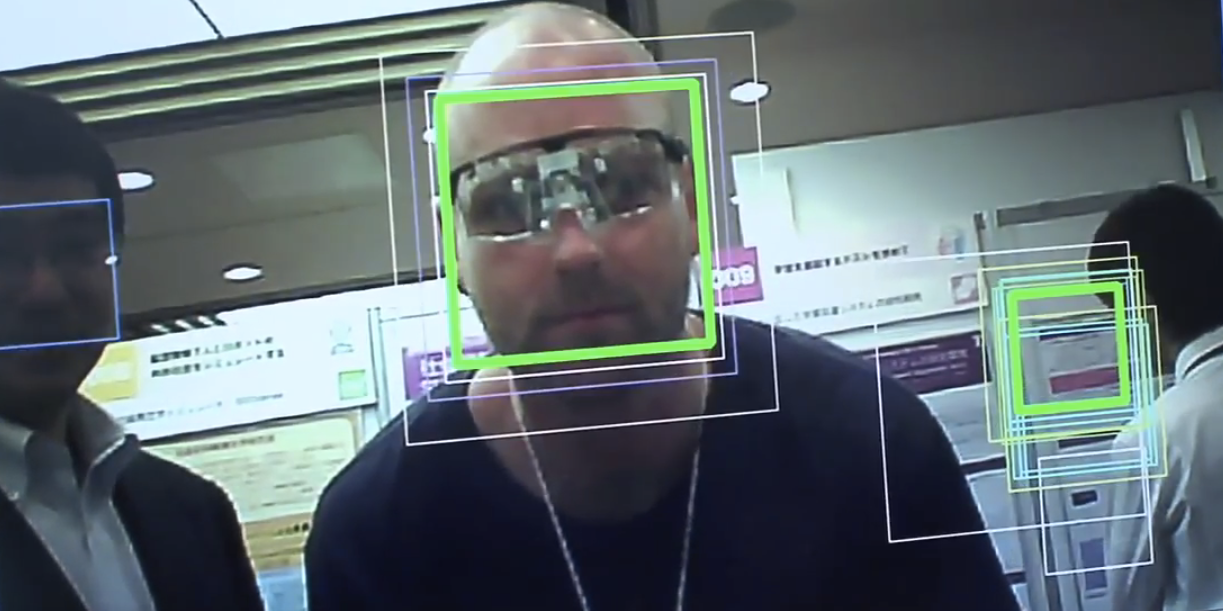Japanese Company Debuts Privacy Visor That Scrambles Facial Recognition Software