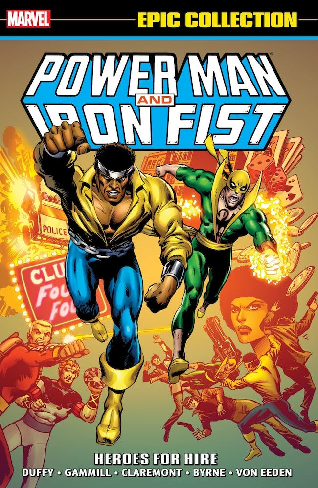 Heroes for Hire Iron Fist Netflix