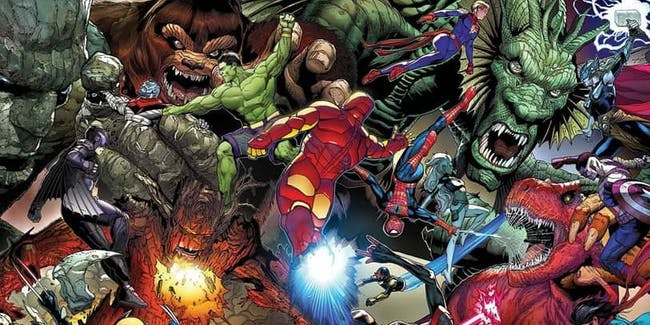 Marvel's Monsters Unleashed