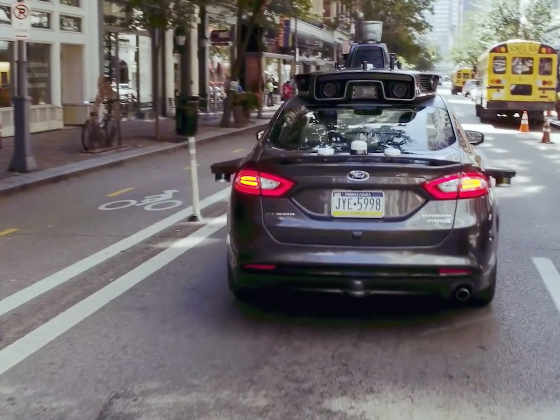 Who's Smart Enough to Be on the Government's Autonomous Car Panel?