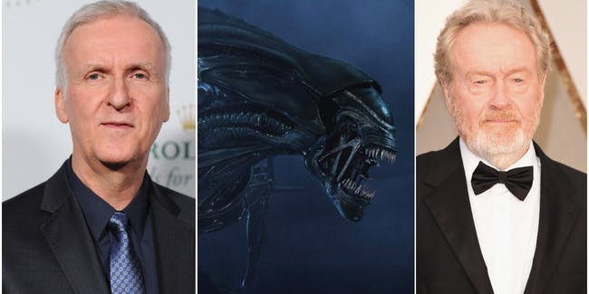 Aliens is the only legit sequel to Aliens