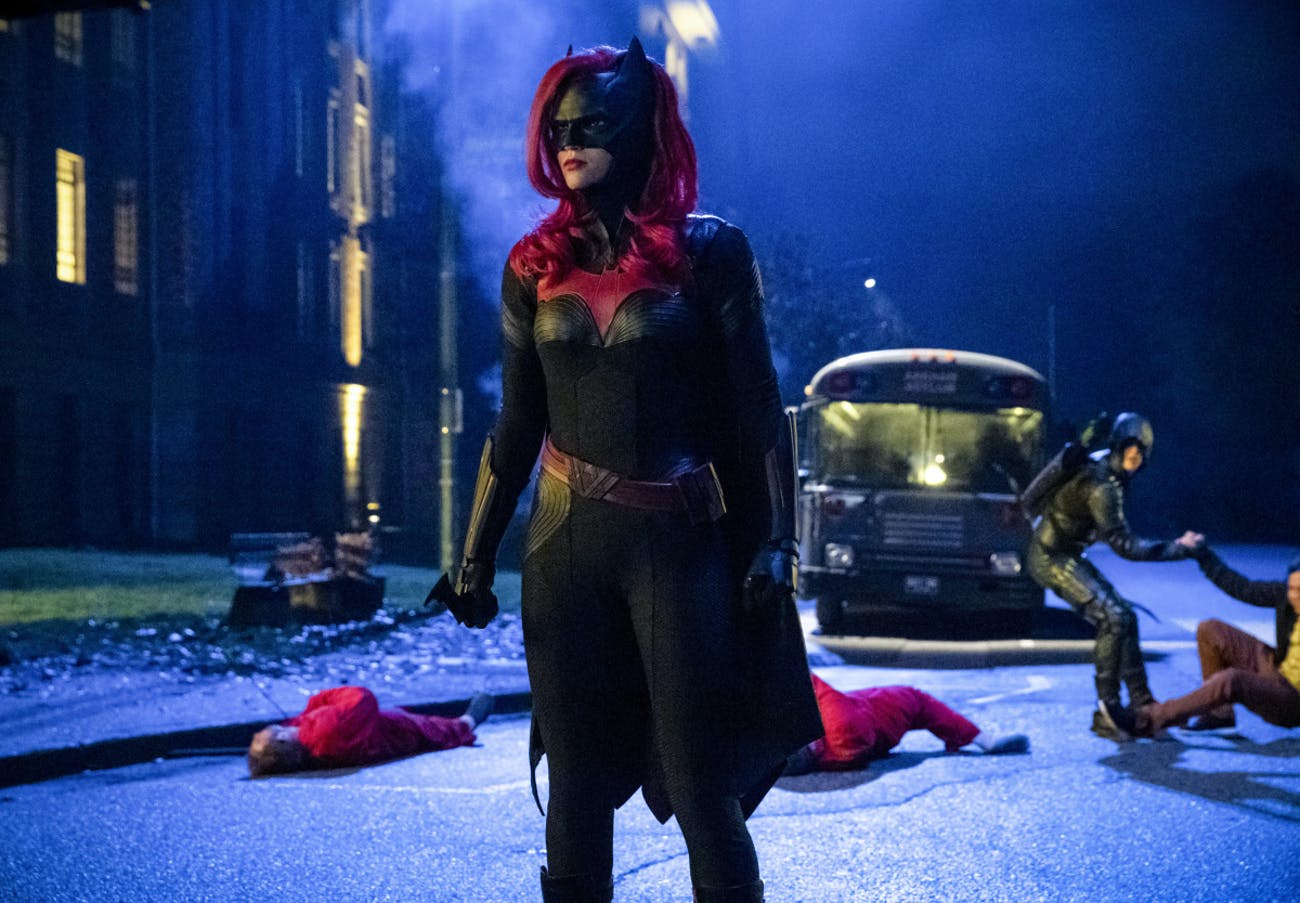 Arrowverse Batwoman Ruby Rose