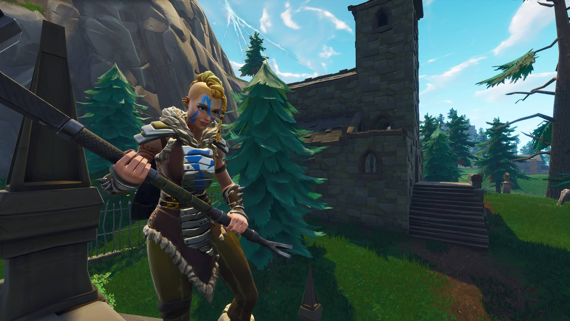 treasure map challenges will probably return to fortnite in season 8 - someone playing fortnite season 8