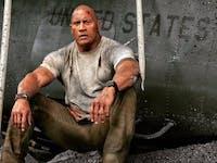 "Dwayne ""The Rock"" Johnson in 'Rampage'."