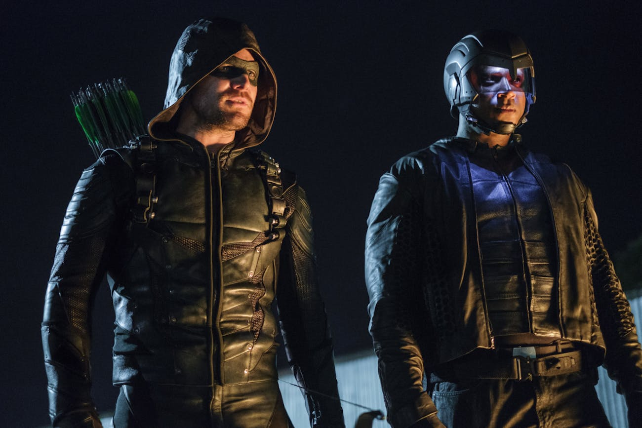 Arrow Diggle Spartan