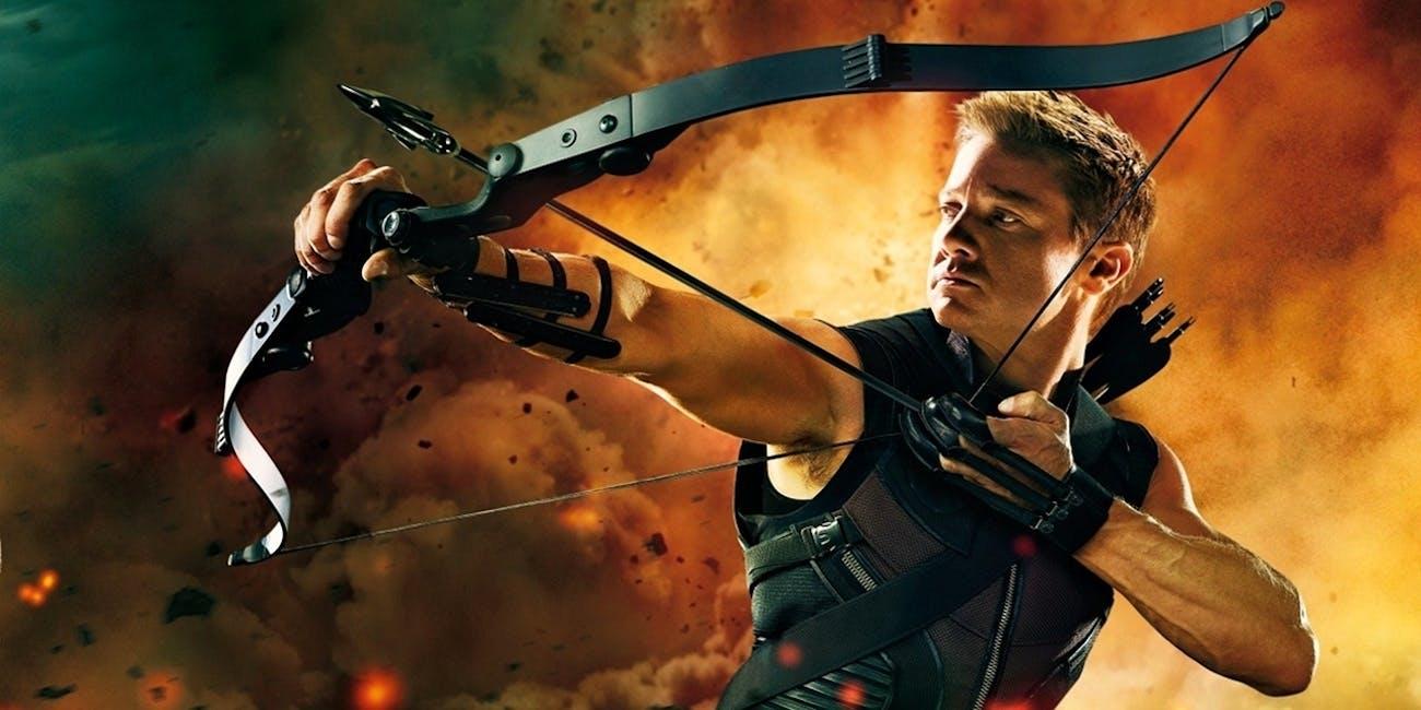 Hawkeye gets a new Phase 4 hairdo.