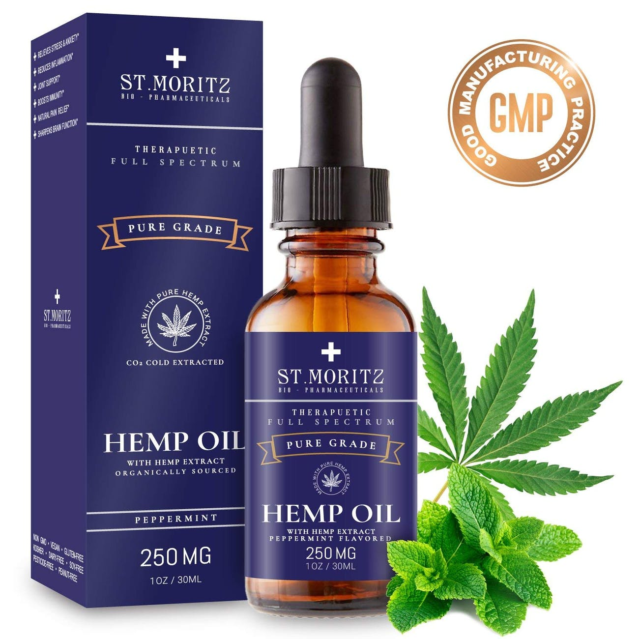 10 Hemp Oil Products on Amazon for Curious First-Time Buyers