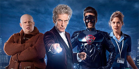 Brain-Swapping Aliens Invade the 'Doctor Who' Xmas Special