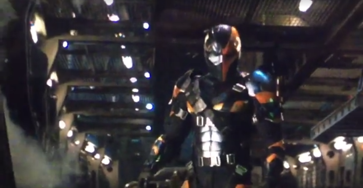 Manganiello to antagonize Affleck's Batman as Deathstroke