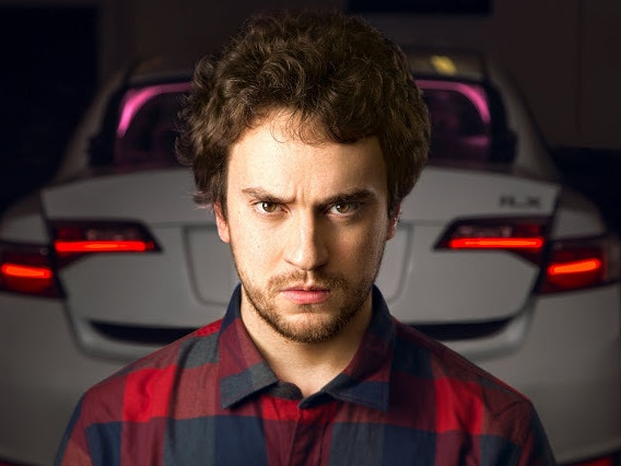 George Hotz Wants to Sell You a Self-Driving Car Kit, There's Just One Problem