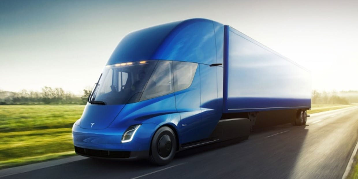 Tesla Semi Walmart Has Reportedly Tripled The Size Of Its Pre Order