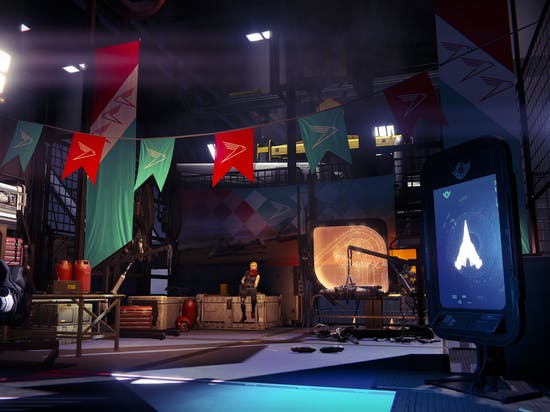 Sparrow Racing Deserves a Permanent Place in 'Destiny'