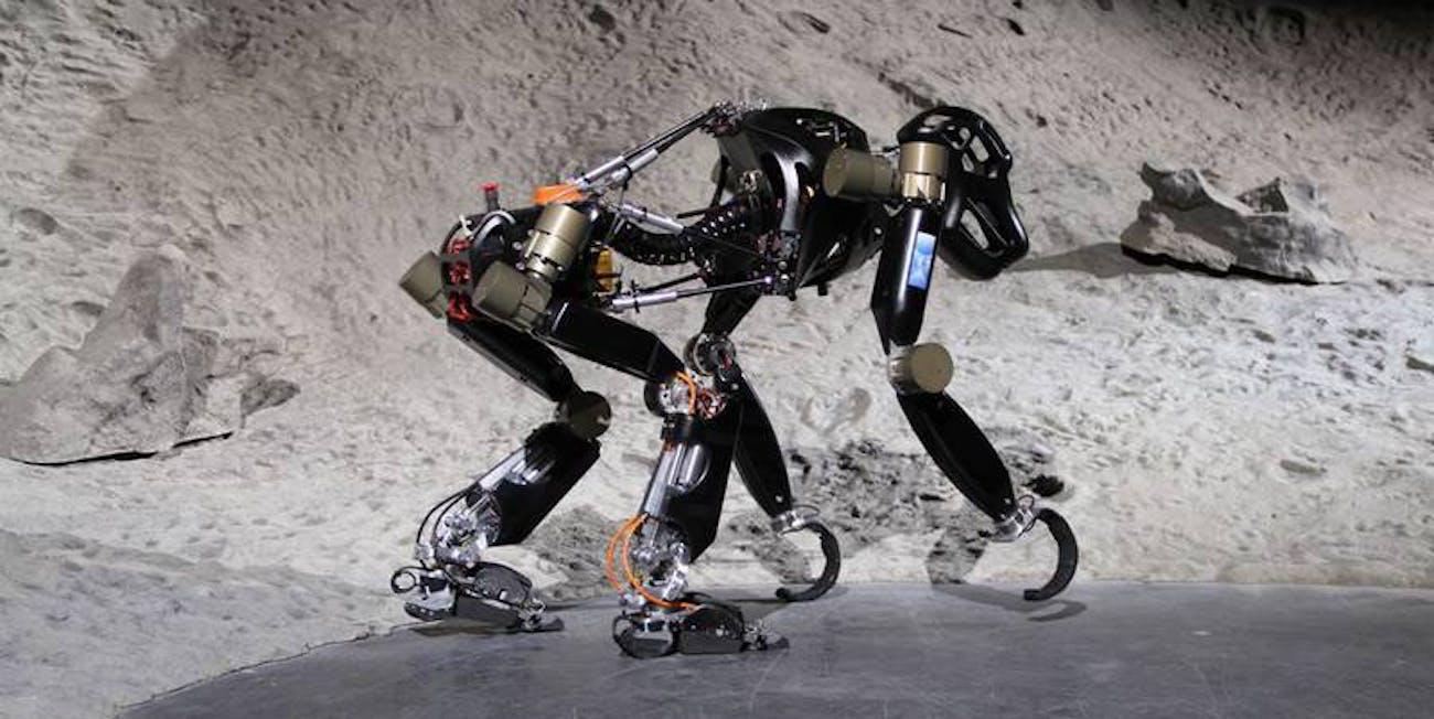 Image result for nasa moon robot