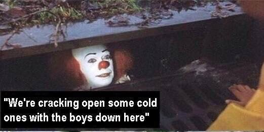 Funny Meme To Say Hello : The 25 best 'it' sewer clown memes inverse