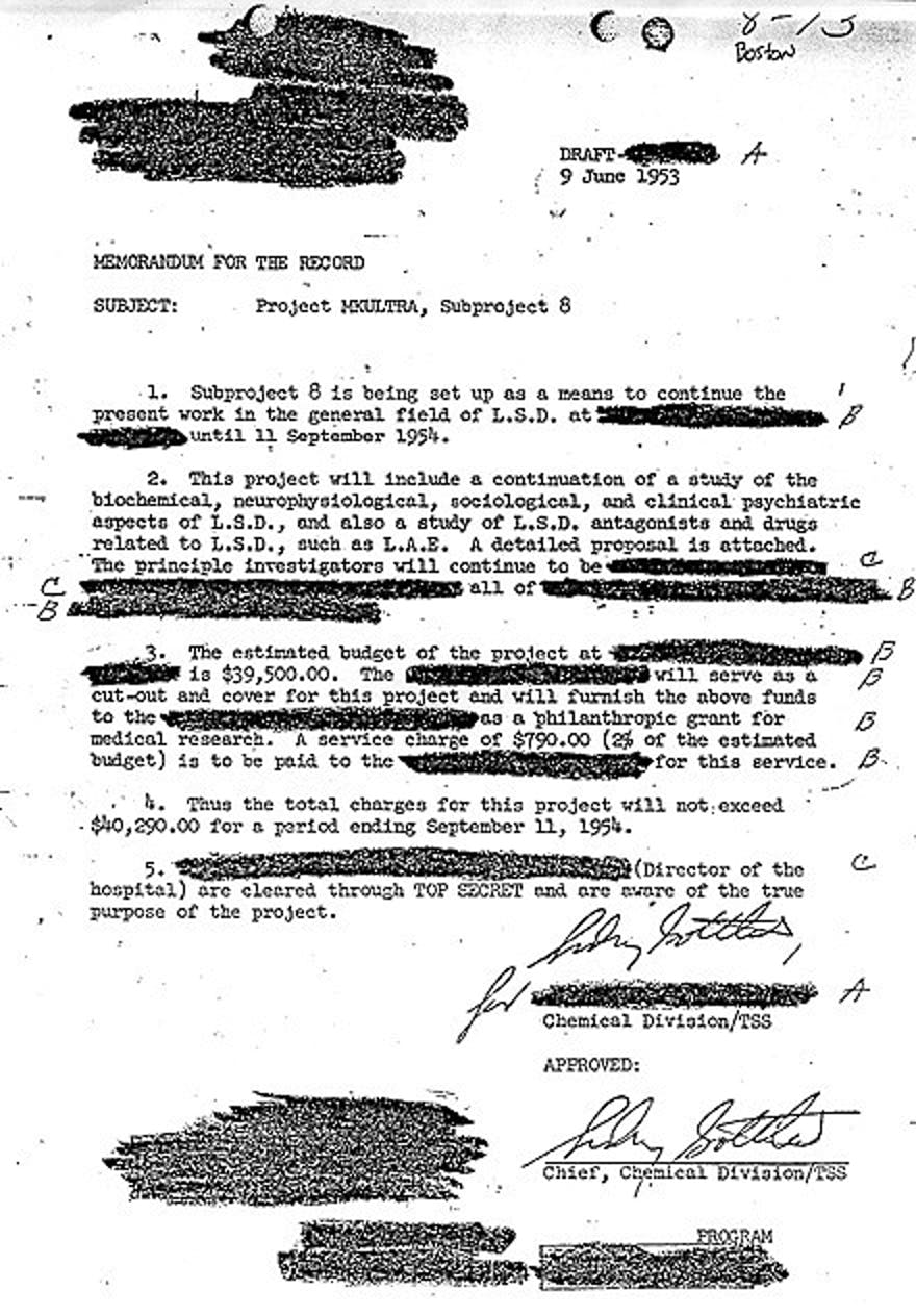 CIA Mind Control Survivors Seek Restitution From Canadian Government