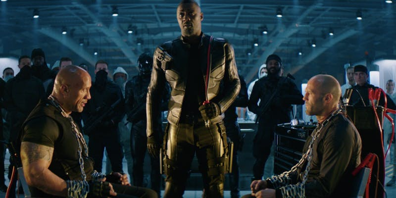 Hobbs Shaw Trailer Takes Fast And Furious From Heists To Superhumans