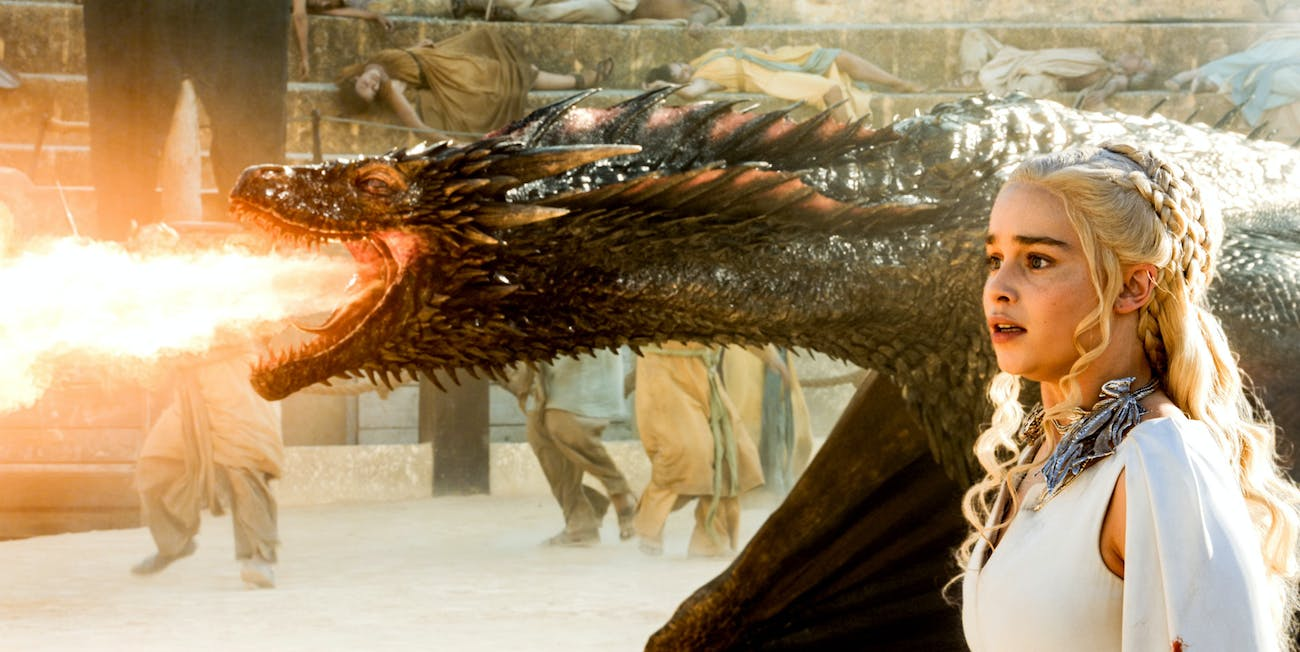 How 'Game of Thrones' pulled of its most dangerous stunt