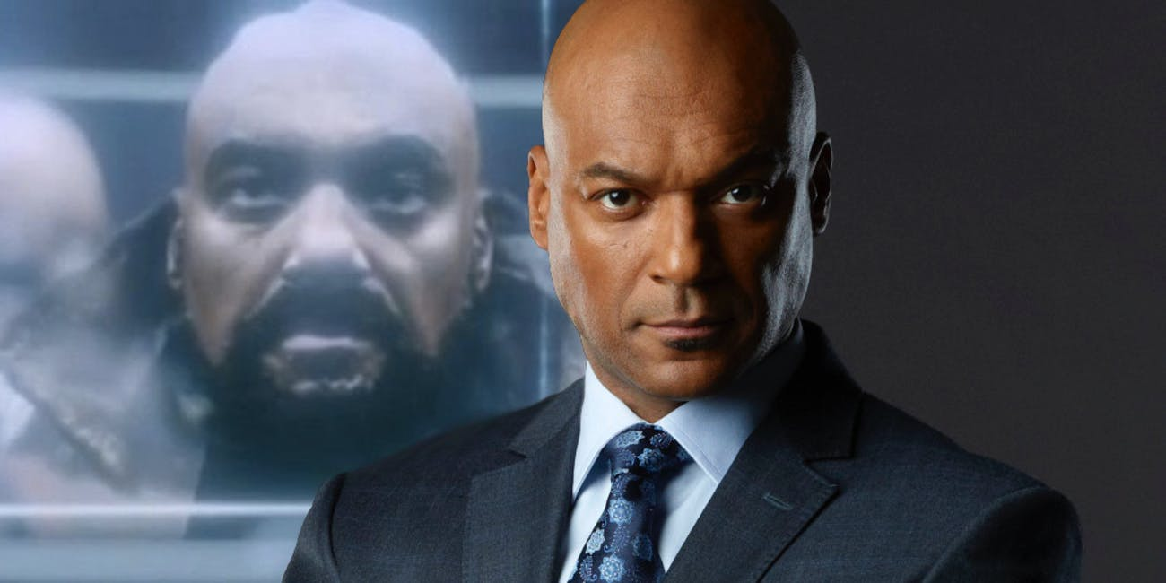 Krypton Colin Salmon Arrow