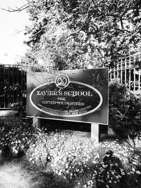 Xavier's School X-Mansion X-Men: Apocalypse Canada