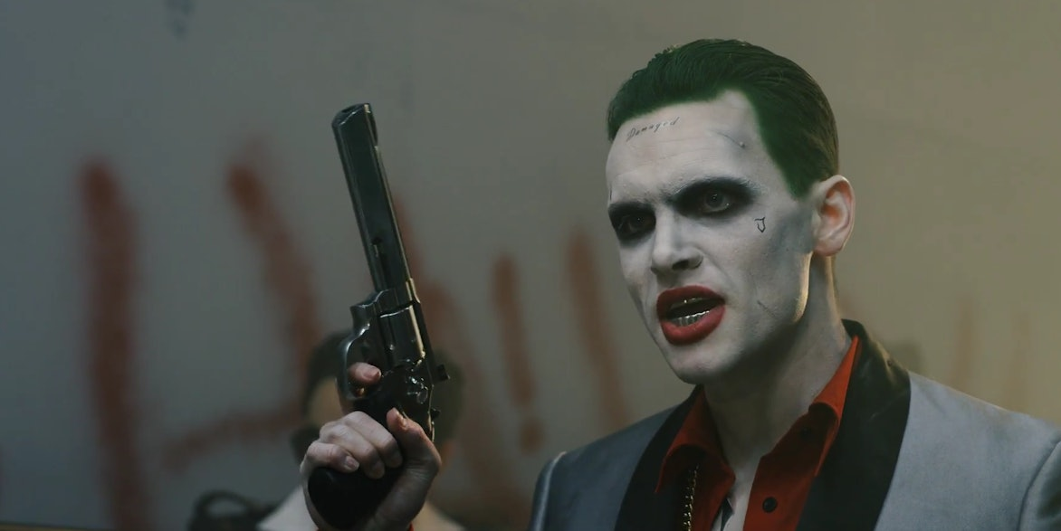 Brutal Fan Film Pits Heath Ledger's Joker Against Gross Leto Joker