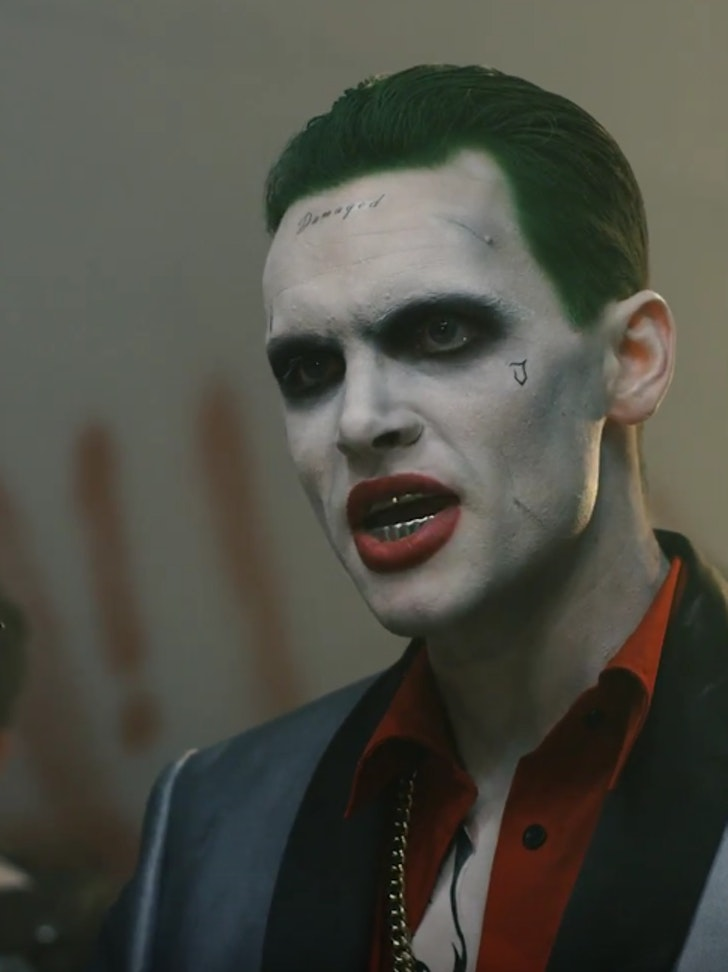 "Jan Flugum as Jared Leto Joker in an ismahawk fan film ""Joker vs Joker"""