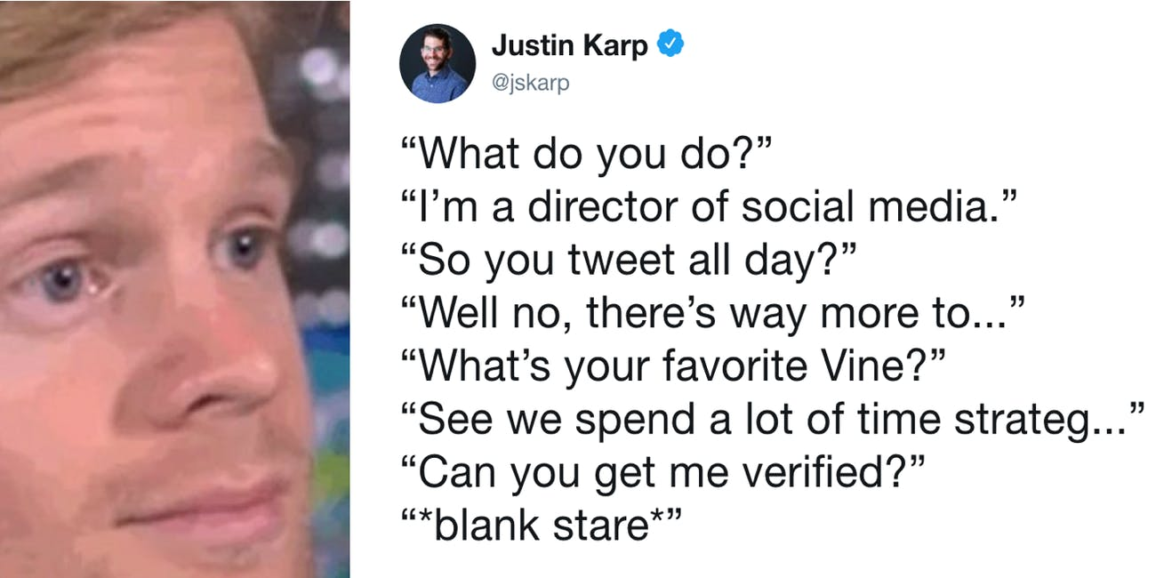Twitter, Vine, What do you do?, memes