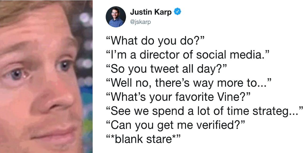 Twitter, Vine, What do you do?, memes