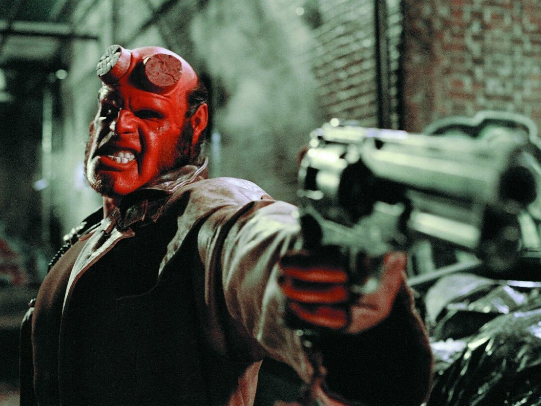 'Hellboy 3' Deserves a Chance to Become 'The Dark Knight'