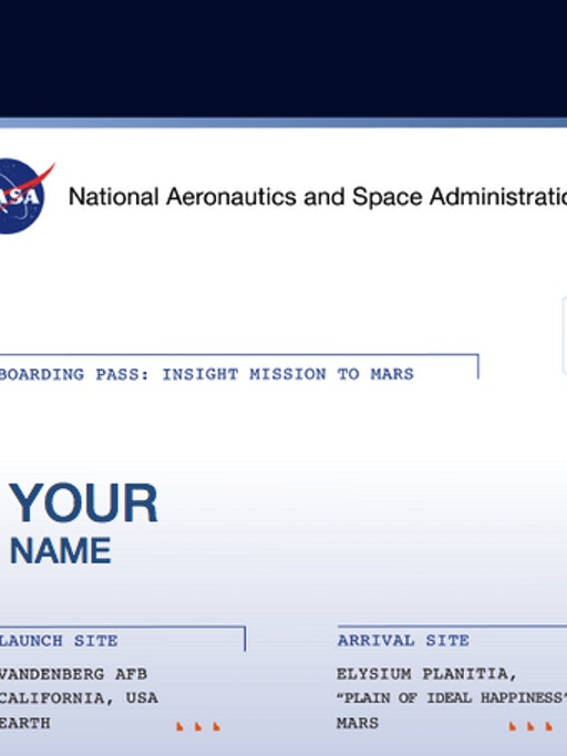Send Your Name to Mars on the Insight Rover While You ...