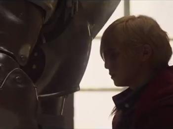 Live Action 'Fullmetal Alchemist' Teaser Debuts CGI Demons