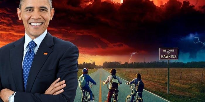 Barack Obama Netflix