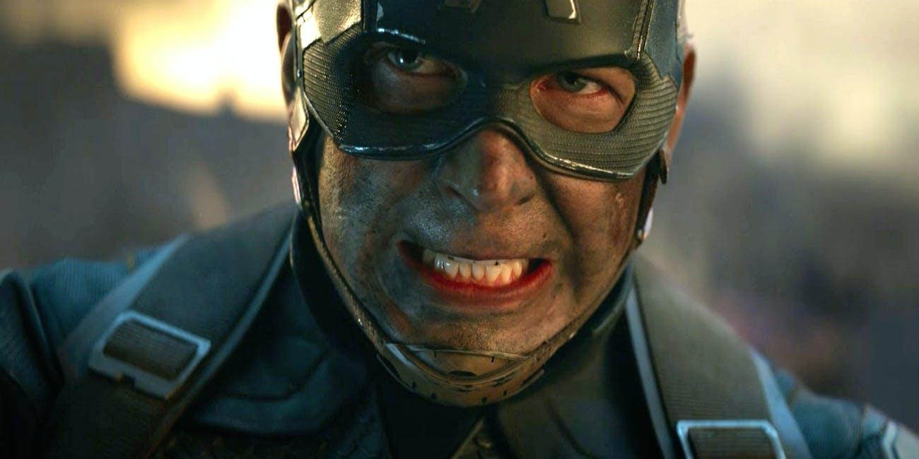 Thanos Avengers 4 Endgame Captain America