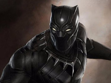T'Challa Car Surfs in Korea in First Official 'Black Panther' Photo