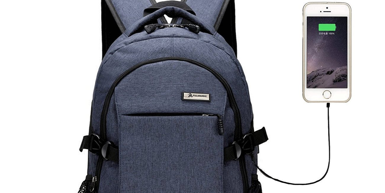 4f7b909deb8f 12 Smart Backpacks for Adults That Want to Carry Their Tech