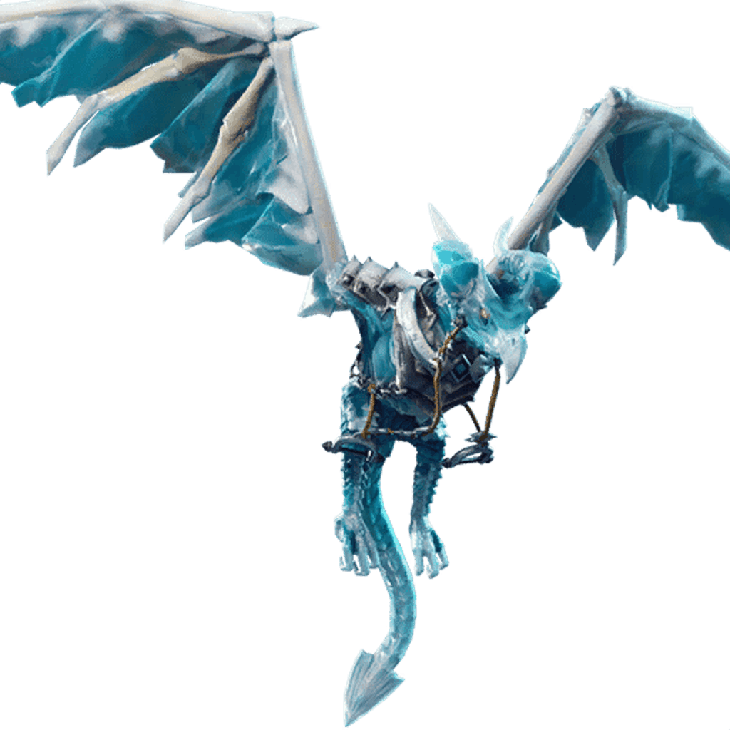 fortnite harbinger set new glider - fortnite royale dragon glider
