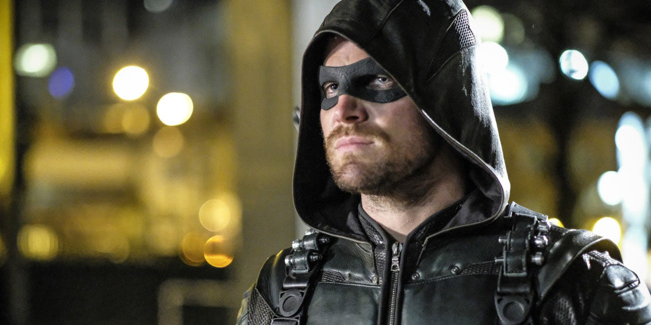 Green Arrow CW