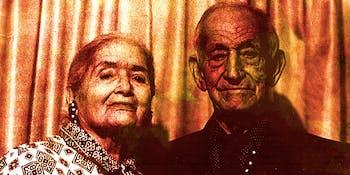 Maria and Pedro Hernandez.