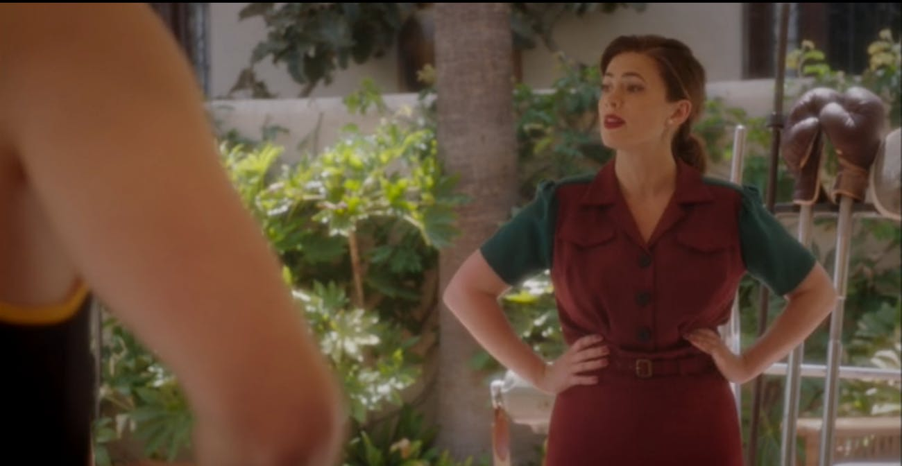 Agent Carter' Season 2 Fashion Is Knocking It Out of the