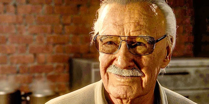 'Spider-Man' PS4 Stan Lee