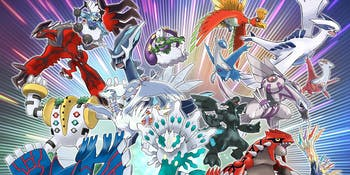 By the end of 2018, you'll be able to capture all of these Legendary Pokémon.