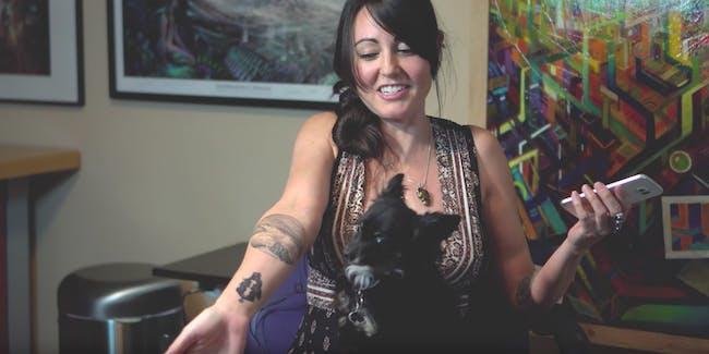 soundwave tattoos skin motion