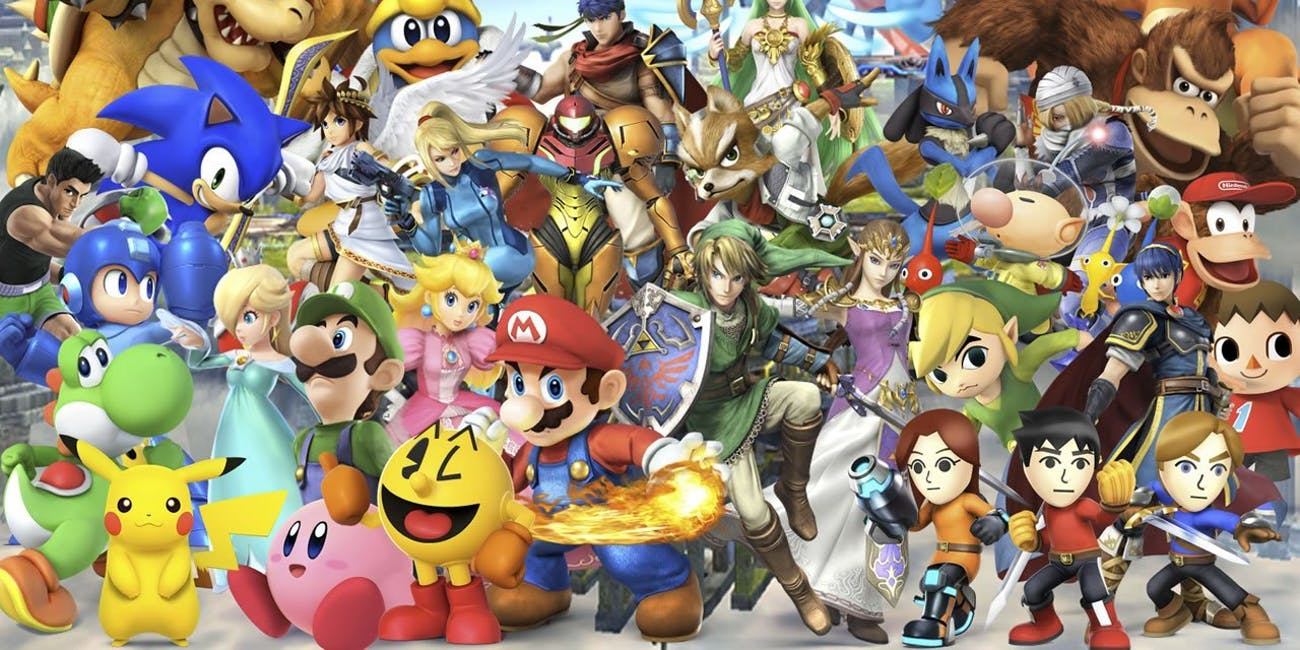 Smash Bros Ultimate Leak Says Next Dlc Character Is From