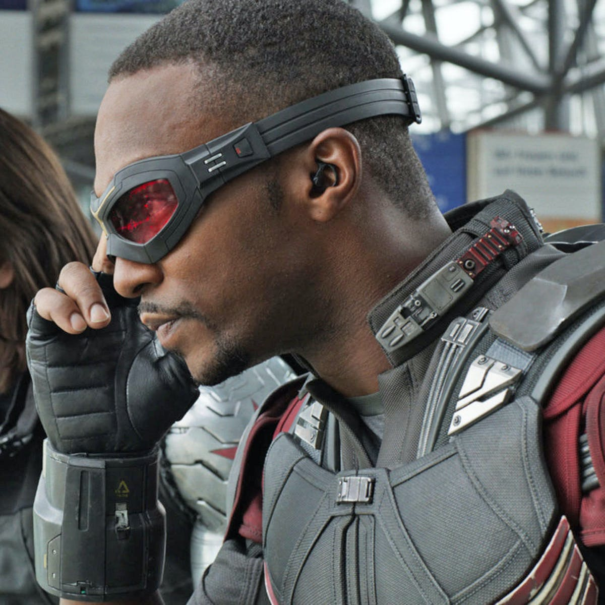 'Falcon and Winter Soldier' set video explores the post-Endgame MCU