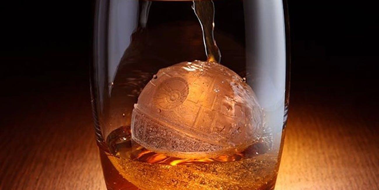 Star Wars Death Star Silicone Ice Cube Mold