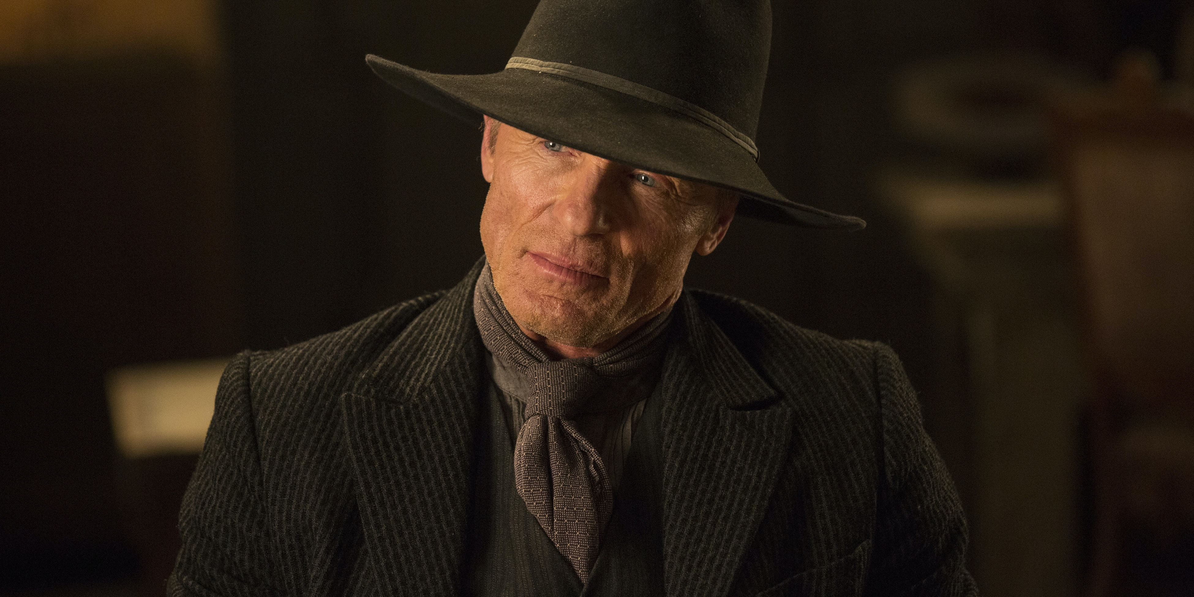 The 'Westworld' Man in Black Is Who You Think He Is