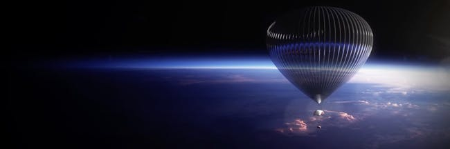 World View Voyager space balloon