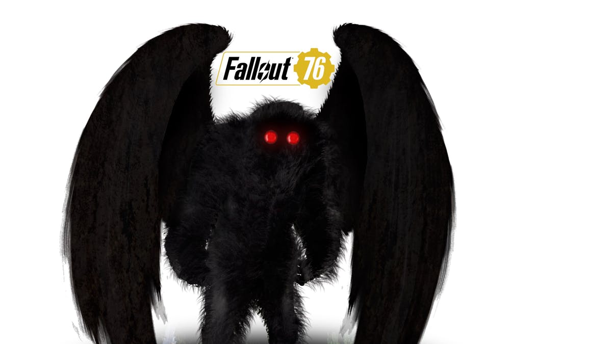 Fallout 76': Mothman, Flatwoods Monster, and Other West Virginia