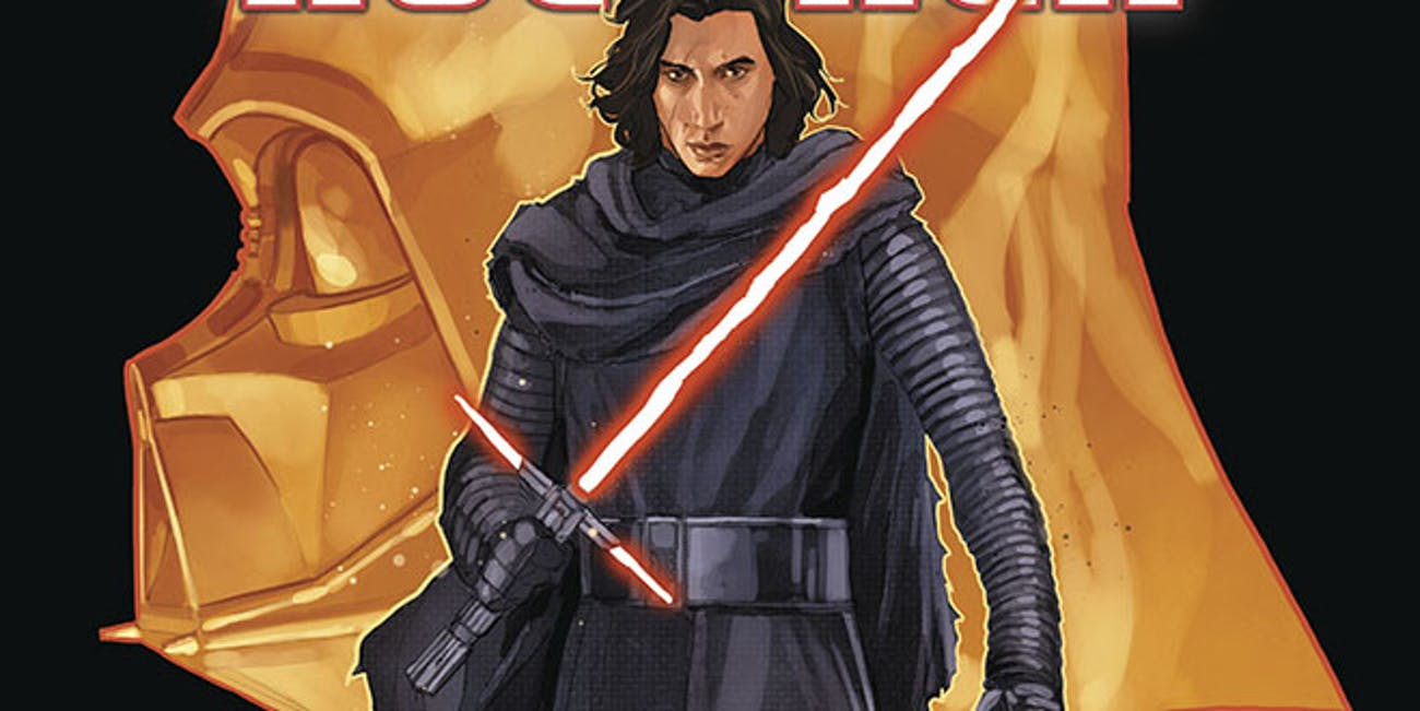Star Wars Comic Kylo Ren